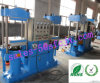 Tipo prensa de vulcanización de goma a dos caras automática/prensa de vulcanización hidráulica de 4 columnas con ISO 9001 del Ce