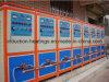 Linea di produzione del tondo per cemento armato macchina termica di induzione di laminatura dell'acciaio