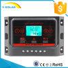 contrôleur Ysn-10A de charge de picovolte de cellules de batterie de panneau solaire de 10A 12V/24V