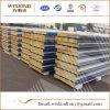 منافس من الوزن الخفيف حرارة - سقف مقاومة ألومنيوم [سندويش بنل]/فولاذ لوح/[روك ووول] مركّب لوح