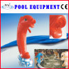 수영풀 빨간 물고기 강한 안마 제트기 (KF458)