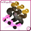 Ombre Hair Weaves, Grade 6A Body Wave Hair Extension