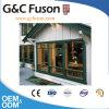Spätester Entwurf preiswertes Metel Doppelverglasung-Aluminiumverlegenheits-Fenster