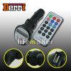 SeCar MP3 con la materia amless de la pipa de acero 1. del transmisor de Fm (103)