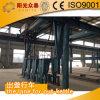 Machine concrète de brique de Lightweigt, machine de effectuer de brique semi-automatique de ciment