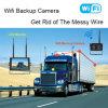 Ночное видение 720p WiFi камеры заднего вида с мобильный мониторинг