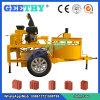 M7mi Bloco móvel de argila do solo Iterlocking máquina de tijolos da Máquina