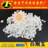 Óxido de aluminio blanco del grado industrial extrafino para la voladura de arena