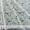 Vente en gros nuptiale de lacet crantée par ivoire (M3407-G)