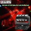 360° Indicatore luminoso capo mobile del ragno di colore completo del rullo 16PCS 25W LED