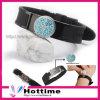 Heißestes Klaps-Silikon-Armband des Armband-2013