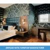 焦茶の黒檀のホテルの管理のベッド部屋の家具(SY-BS48)