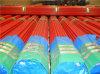 Classe pintada vermelha de ASTM A53 tubulações de aço de luta contra um incêndio do UL FM