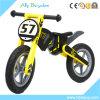 Os brinquedos de madeira do bebé Kids Equilíbrio Toldder bicicletas motorizadas de treinamento
