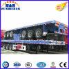 3 Eixo 40FT Tri-Axle semi reboque trailer do contêiner de mesa