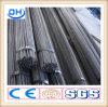 Costruzione di A615 BS4449 HRB400 che rinforza le barre d'acciaio deformi tondo per cemento armato