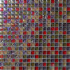 Rufous 15X15mm Candy Crystal Mosaic