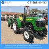 Трактор фермы 40HP земледелия четырехколесного привода малый 4WD