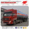 半中国Qilinのブランドの販売のための化学液体のタンカーのトレーラー