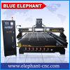Router automatico per i produttori elaboranti di legno, macchina per la lavorazione del legno di CNC delle 1530 multi teste del Combine