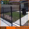 Gare de triage en acier soudé et les piétons du panneau de porte de clôture