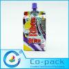 習慣によって印刷されるカラー使い捨て可能な飲む袋