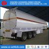 3 차축 40000L-50000L 물 유조선 트레일러, 판매를 위한 반 물 탱크 트레일러
