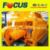 Js4000 4000L Twin Shaft Concrete Mixer