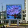 Écran de publicité polychrome d'intérieur/extérieur de DEL, signe de DEL