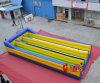 Doppeltes Inflatable Bungee Run für Adult Sale
