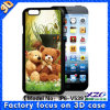 2016 bestes Quality Factory Price 3D Flip Mobile Argument Cover für iPhone6 Fall für Samsung Galaxy