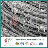 熱い電流を通された14のゲージのねじれの有刺鉄線の価格かアコーディオン式の有刺鉄線