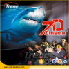 2014 Entertainmet Simulador 7D 7D Cine Teatro 7D película en Venta