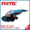 Rectifieuse de cornière électrique de la machine-outil de Fixtec 2400W 230mm mini