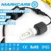 小さいファンのMarkcars T8 H3 LEDのドライビング・ライト