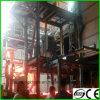 鋳物場のための第1から6繊維の鋼片の連続鋳造機械