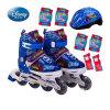 Sapatas de skate com rodas de quatro rodas para crianças