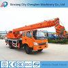 Precio razonable de la furgoneta ampliamente utilizada de China de la grúa móvil con el motor eléctrico