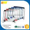 Дешевый мешок Backpack Drawstring PVC ясности промотирования