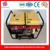 2kw open Diesel van het Type Generator met Elektrisch Begin