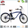 New Man Beach Cruiser Bicicleta Elétrica En15194 Pedal de bicicleta Assisted E-Bike Pedal Vehicle