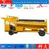 Alta taxa de recuperação de equipamentos de mineração de ouro