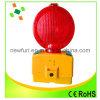 Luz de advertência do perigo solar da luz da barricada do farol intermitente do diodo emissor de luz