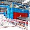 ローラーコンベヤーのタイプトンネルのタイプ鋼鉄ショットブラスト機械