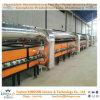 Forno Solidifying da laje de pedra de quartzo/aquecimento artificial da pedra de quartzo e maquinaria Solidifying