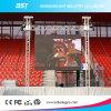 Intense écran de location extérieur polychrome d'Afficheur LED du luminosité P8mm