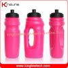 O plástico ostenta a garrafa de água, frasco dos esportes do plástico, frasco plástico da bebida 700ml (KL-6760)