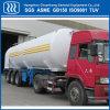 Кислород азот танкера СПГ Полуприцепе с ASME ГБ