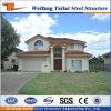 Heißer Verkaufs-vorfabriziertes Landhaus für Stahlkonstruktion-Gebäude