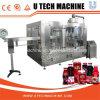 Compléter la machine de remplissage de bouteilles automatique de jus